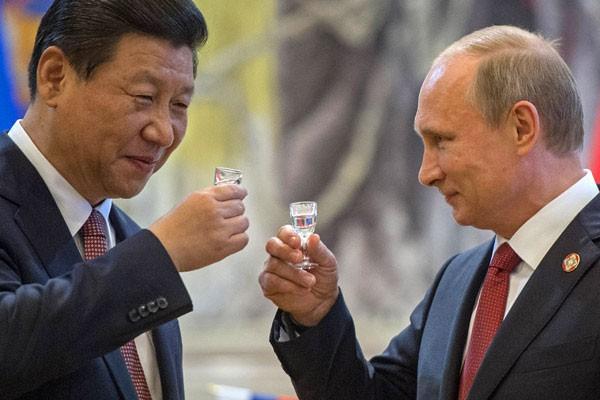 Quan hệ Nga-Trung hiện khá nồng ấm nhưng không phải là không có nghi kỵ