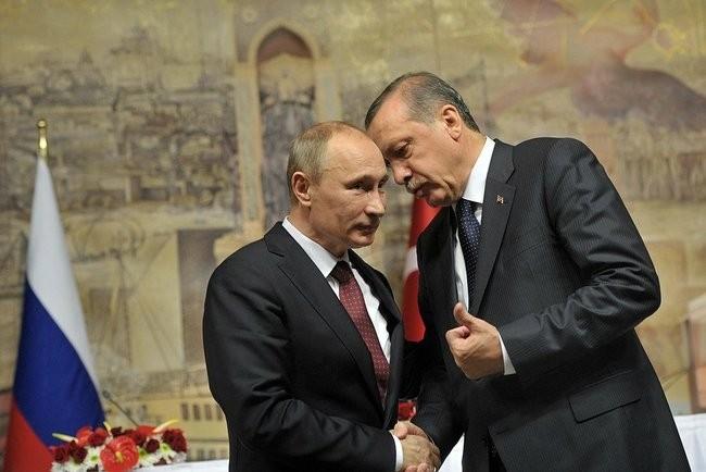Nga và Thổ Nhĩ Kỳ bắt đầu xích lại gần nhau sau một thời gian khủng hoảng quan hệ