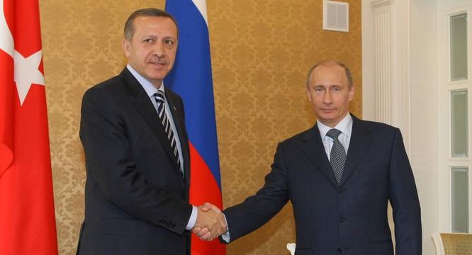 Tuy nhiên Nga và Thổ Nhĩ Kỳ đã chuyển sang giai đoạn hòa dịu sau cú đảo chính hụt tại Thổ Nhĩ Kỳ