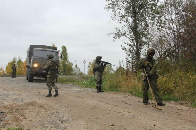 Nga đang đối mặt với nguy cơ khủng bố thánh chiến cả ở bên trong và bên ngoài