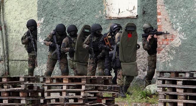 Lực lượng an ninh Nga đã tiến hành nhiều chiến dịch truy quét các phần tử khủng bố ở khu vực bắc Kavkaz
