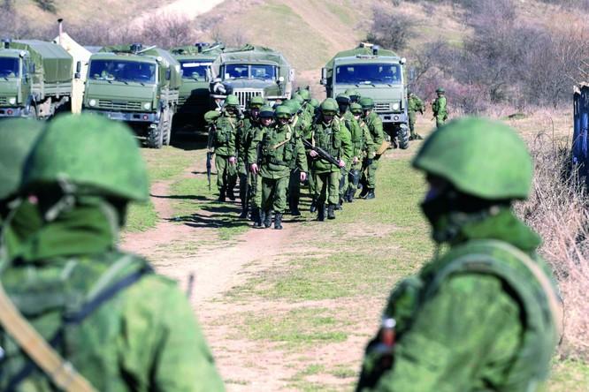 Nga bị tố tập trung 200.000 quân ở biên giới, châu Âu ngồi trên lửa ảnh 1