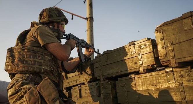 Cuộc xung đột ở đông Ukraine bị phương Tây cáo buộc có sự liên quan của GRU