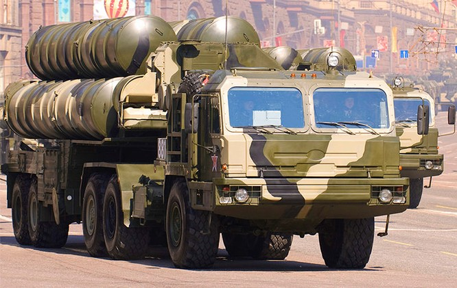 Nga đã triển khai các tổ hợp tên lửa tối tân S-400, S-300 tại Syria