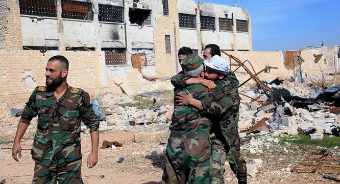 Mặc dù liên quân Nga-Syria đang giành lợi thế nhưng cuộc chiến Syria được dự báo sẽ còn kéo dài