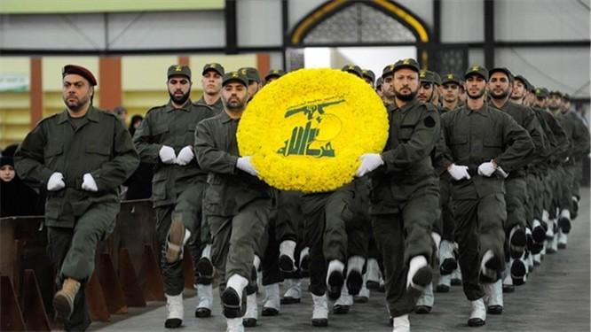 Lực lượng Hezbollah được Iran hậu thuẫn đang chiến đấu tại Syria