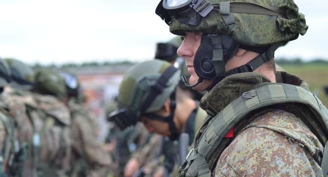 Binh sĩ Nga được trang bị ngày càng hiện đại