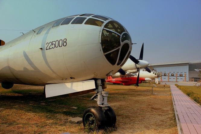 Máy bay ném bom Tu-4 của không quân Trung Quốc