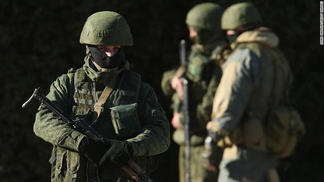 Chiến dịch sáp nhập bán đảo Crimea có đóng góp của các cơ quan tình báo Nga