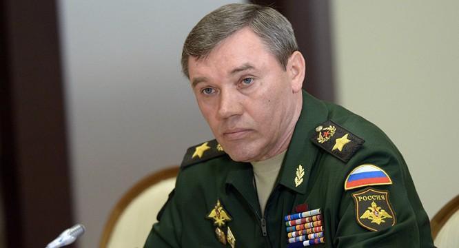 Tổng tham mưu trưởng quân đội Nga -tướng Gerasimov