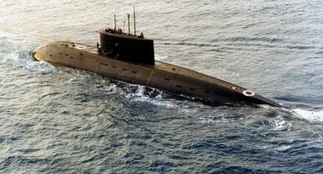 Tàu ngầm lớp Warszawianka