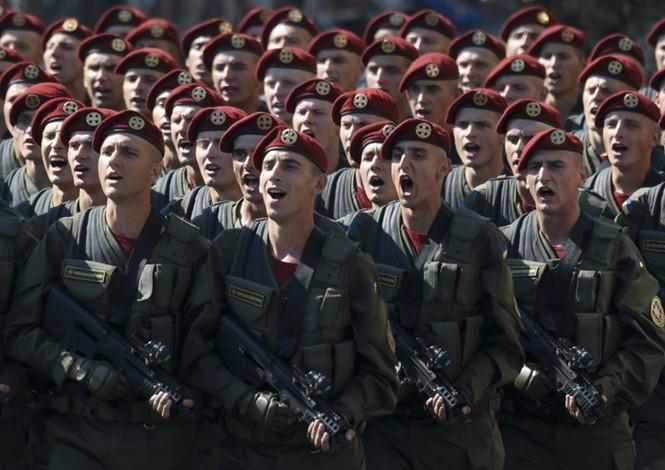 Quân đội Nga đã được hiện đại hóa và khôi phục sức mạnh trong những năm gần đây
