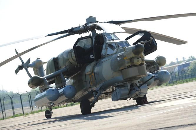 Trực thăng chiến đấu Mi-28 NE của Nga