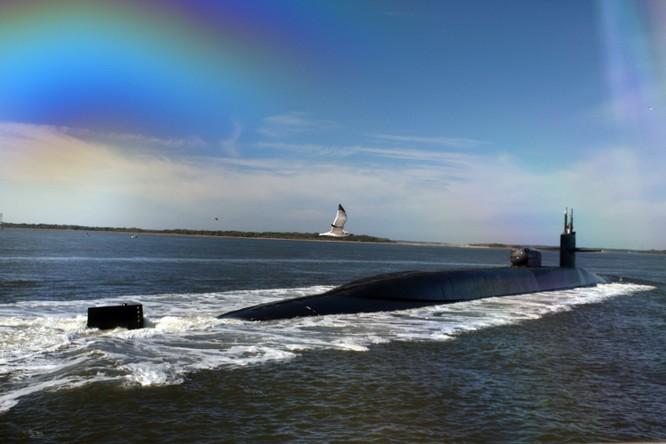 Kẻ hủy diệt lặng lẽ ngoài đại dương - tàu ngầm Ohio của Mỹ