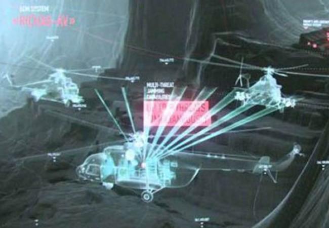 Nga đã đạt trình độ cao trong tác chiến điện tử