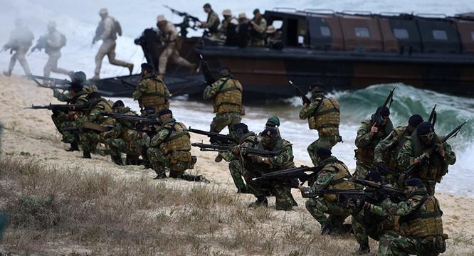 Binh sĩ NATO tổ chức nhiều cuộc tập trận quy mô gần biên giới Nga thời gian qua