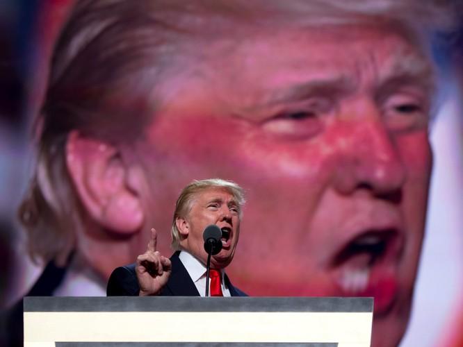 Tổng thống Mỹ Donald Trump có quan điểm cứng rắn trong quan hệ với Trung Quốc