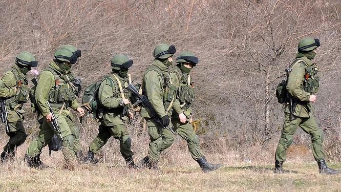 Nga thường xuyên tập trận trong thời gian gần đây