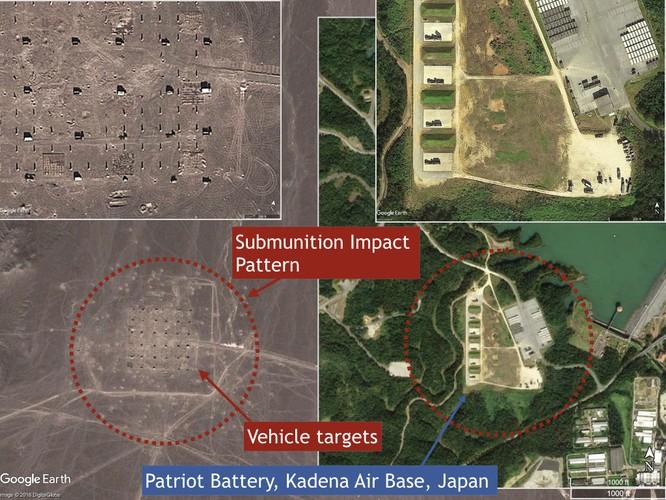 Tầm bắn của tên lửa Trung Quốc bao trùm toàn bộ lãnh thổ Nhật Bản