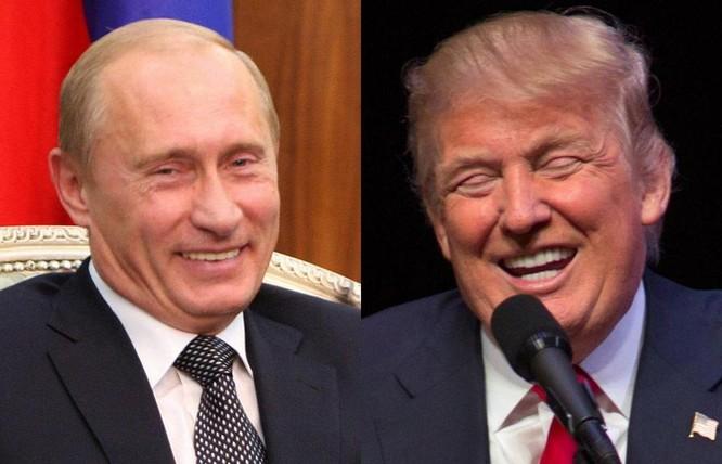 Ông Trump đã không ít lần công khai ca ngợi tổng thống Nga Putin