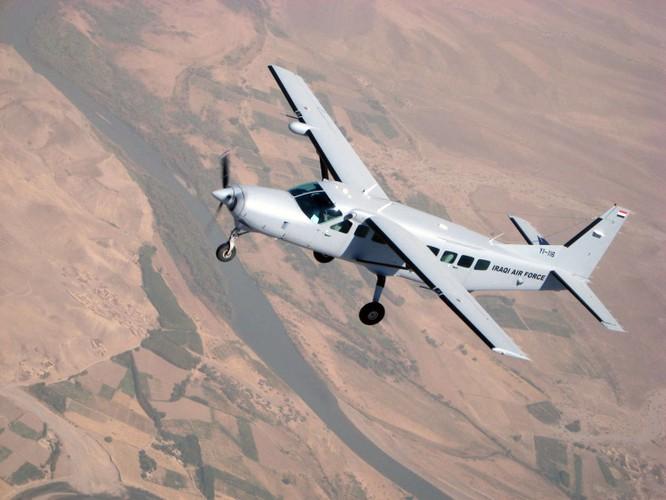 Phi cơ Cessna C-208 được cho là phuc vụ các hoạt động bí mật của đặc nhiệm Mỹ