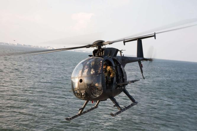 Trực thăng MH-6 Little Bird của đặc nhiệm Mỹ