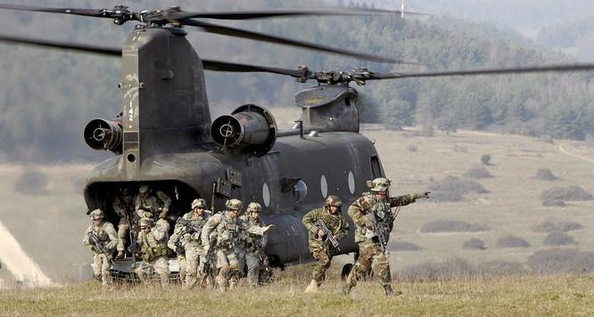 Đặc nhiệm tinh nhuệ Seal Team 6 của Mỹ