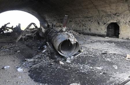 """Tướng Nga: Hiệu quả đòn tấn công tên lửa Mỹ vào Syria """"cực thấp"""" ảnh 1"""