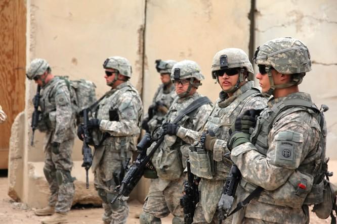 Mỹ được cho là đang có kế hoạch triển khai quân quy mô lớn trên bộ trong cuộc chiến toàn diện tại Syria