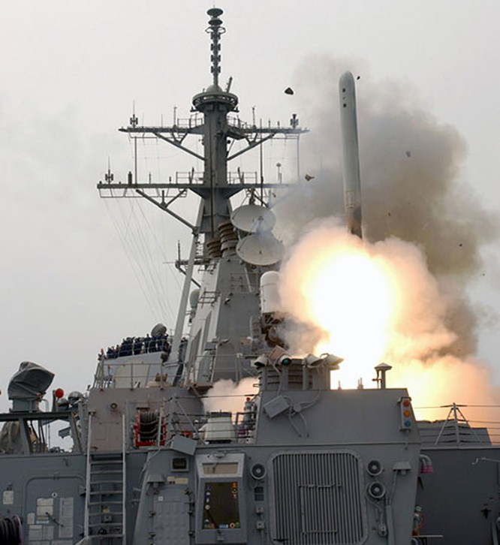 """""""Kẻ hủy diệt"""" Tomahawk Mỹ tấn công Syria đáng sợ thế nào? ảnh 7"""