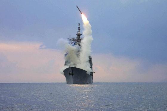 """""""Kẻ hủy diệt"""" Tomahawk Mỹ tấn công Syria đáng sợ thế nào? ảnh 6"""