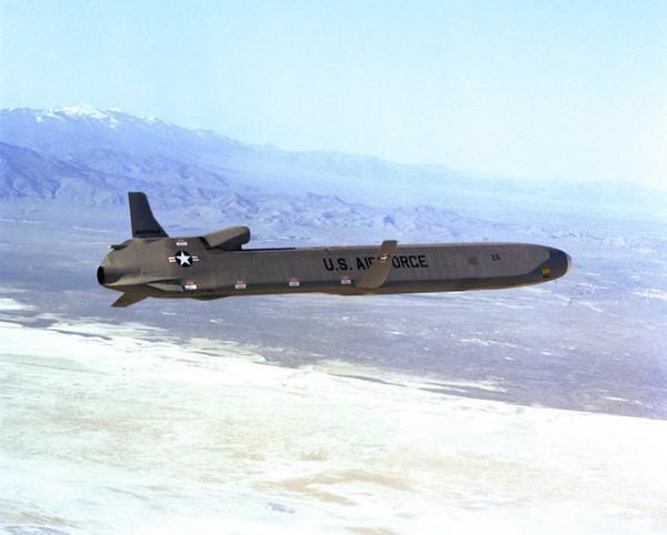 Tên lửa hành trình mang đầu đạn hạt nhân của Mỹ