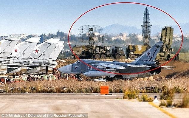 Nga đã triển khai S-400 bảo vệ căn cứ không quân tại Latakia, Syria