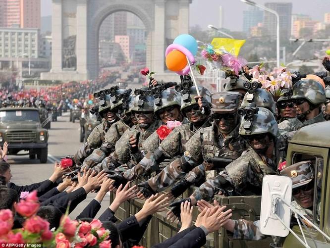 Uy phong đặc nhiệm Triều Tiên