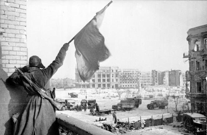 Trận Stalingrad đã đi vào lịch sử quân sự thế giới