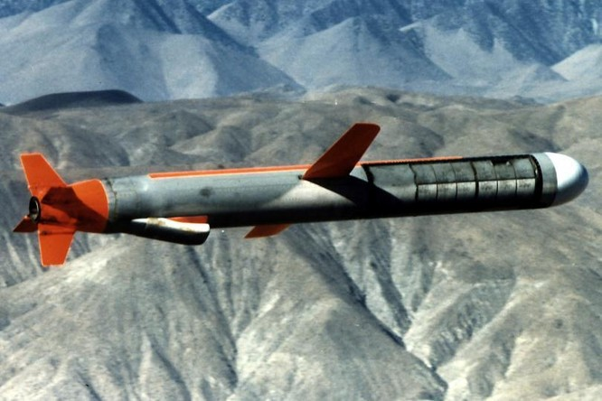 Tên lửa Tomahaw Mỹ nổi tiếng với danh hiệu
