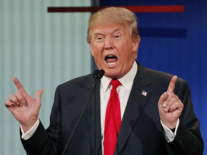 Ông Trump đã bắn một mũi tên trúng nhiều đích với đòn tấn công tên lửa nhằm vào Syria