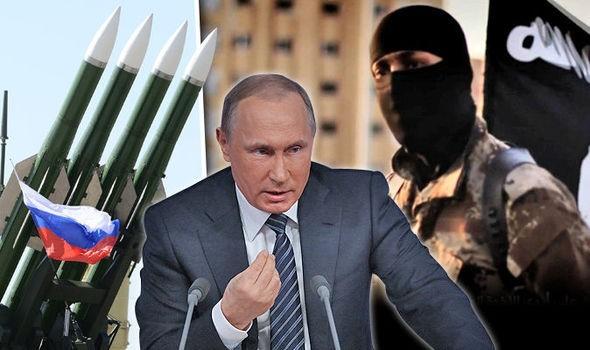 Ông Putin quyết định phá động chiến dịch quân sự chống khủng bố tại Syria khiến Mỹ và phương Tây bị bất ngờ