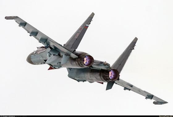 Nga bán Su-35 biến thể nào cho Trung Quốc? ảnh 1
