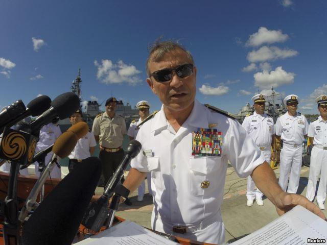 Đô đốc Harris như cái gai trong mắt Trung Quốc