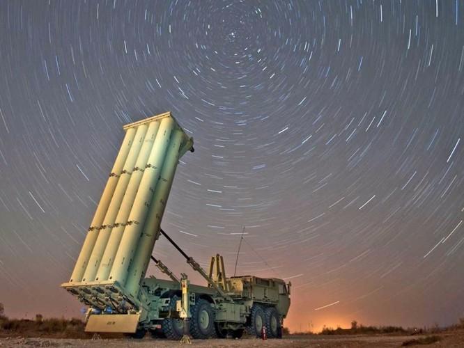 Hệ thống phòng thủ tên lửa THAAD Mỹ triển khai tại Hàn Quốc được ông Harris thúc đẩy