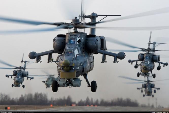 Trực thăng tấn công Mi-28 Havoc của Nga