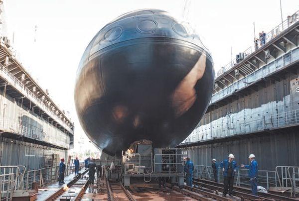 Tàu ngầm Kilo của Nga được đánh giá cao