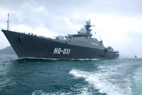 Kết quả hình ảnh cho tàu Đinh Tiên Hoàng site:vietnamdefence.com