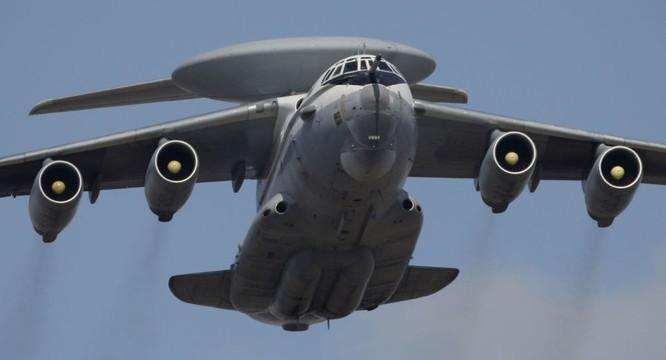 Máy bay trinh sát, cảnh báo sớm A-50 của Nga