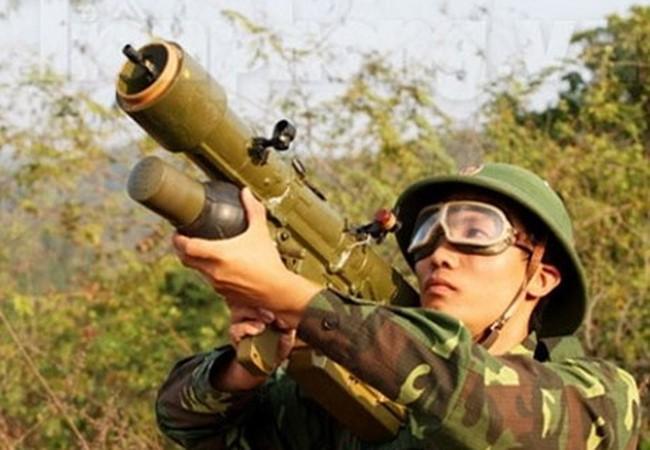 Tên lửa phòng không vác vai từ lâu đã có trong biên chế quân đội Việt Nam