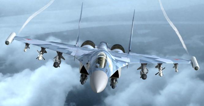 Chiến đấu cơ siêu cơ động Su-35
