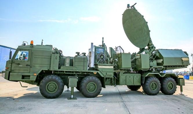 Một hệ thống tác chiến điên tử của Nga