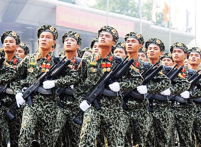 Lực lượng đặc nhiệm biệt động Việt Nam