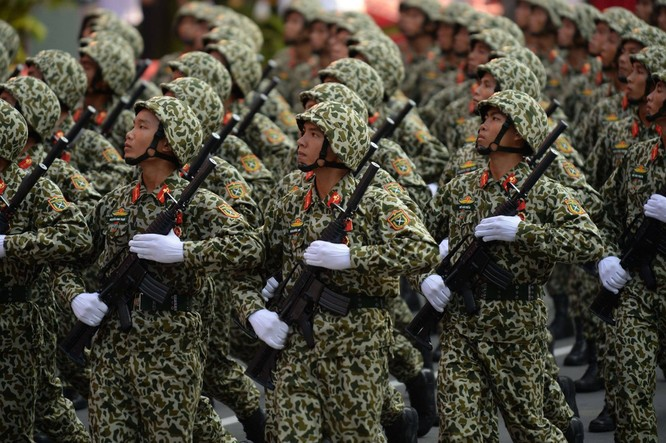 Binh chủng đặc công đặc biệt tinh nhuệ - niềm tự hào của quân đội Việt Nam